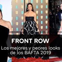 En vídeo: Los mejores y peores vestidos de la alfombra roja de los Premios BAFTA 2019