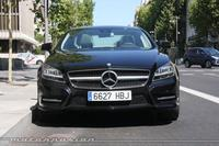 Mercedes CLS 350, prueba (exterior e interior)