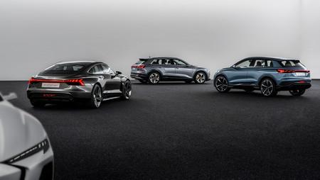 Audi y Porsche nos enseñan su nueva y versátil plataforma modular para coches eléctricos