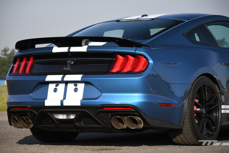 Ford Mustang Shelby Gt500 Mexico 19