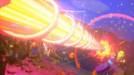 Dragon Ball Z: Kakarot exhibe en esta tanda de imágenes algunos de sus combates más impresionantes