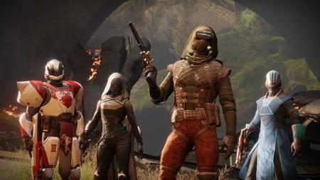 La versión para PC de Destiny 2 está a punto de llegar y lo celebra con este pedazo de tráiler