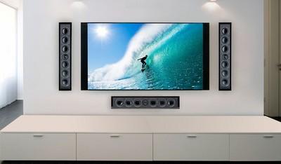 Paradigm Millenia LP XL y LP2, altavoces super delgados para tu smart TV
