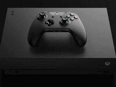 """Si piensas comprar una Xbox One X tendrás que descargar el contenido en 4K, aunque tu """"tele"""" sea 1080p"""