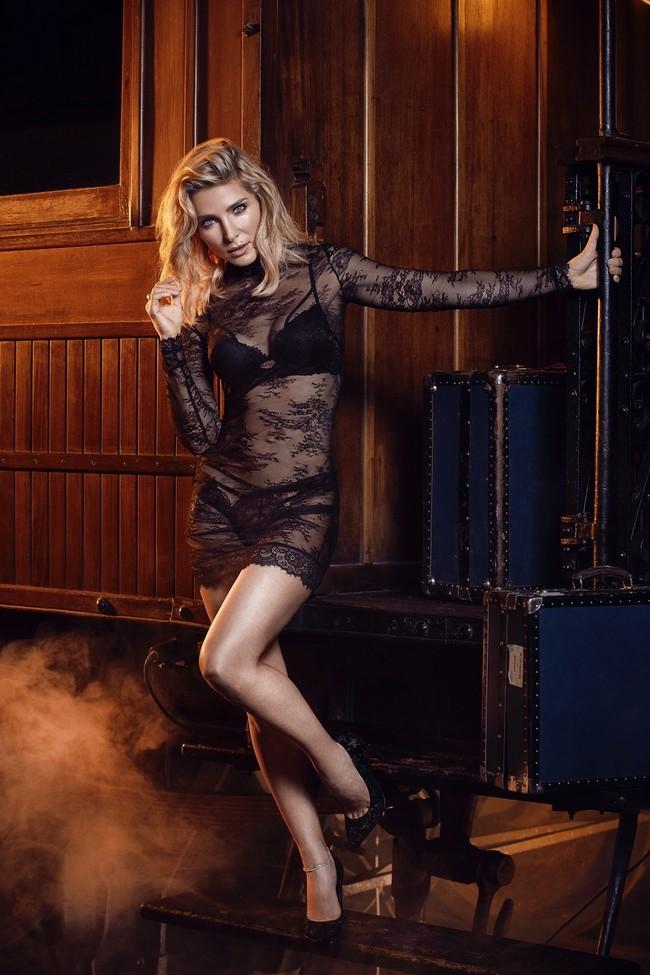 Women Secret Elsa Pataky Foto Campana 2