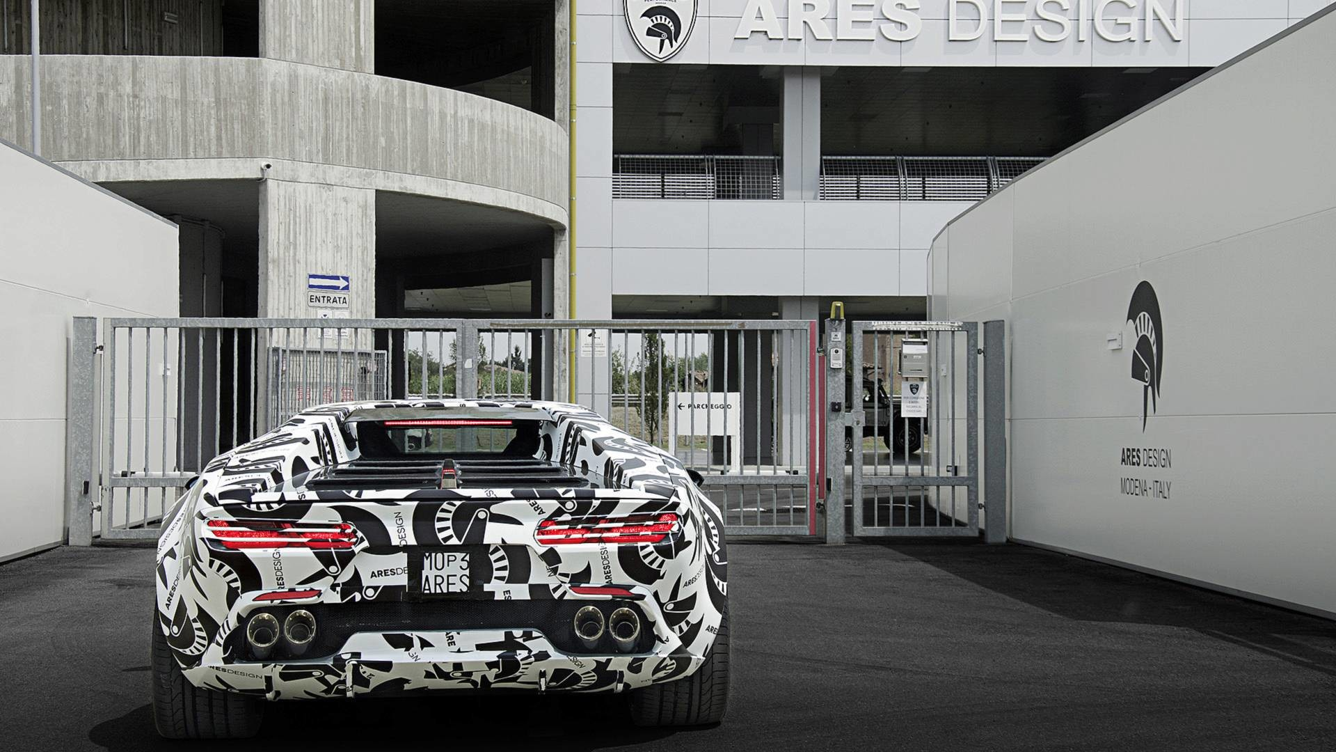 ARES Design Panther