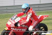 MotoGP Aragón 2011: Faubel, Stoner, Márquez y mucho calor