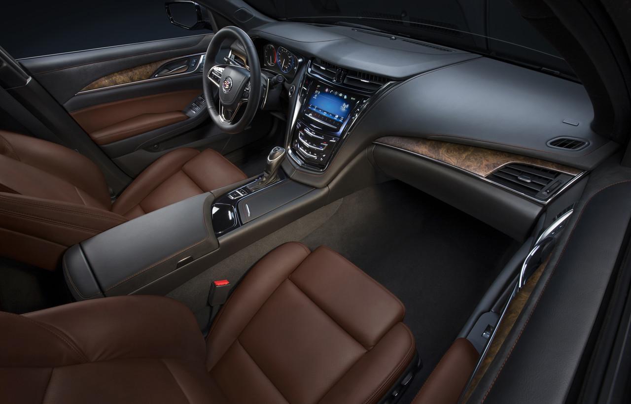Foto de 2014 Cadillac CTS (13/24)
