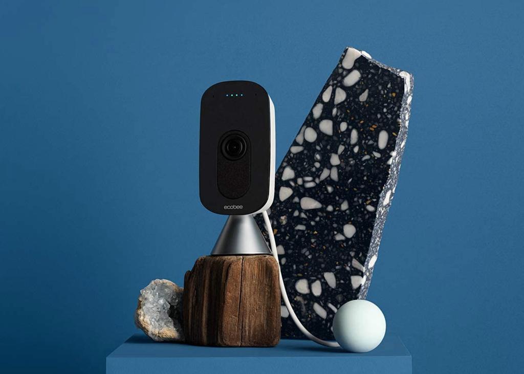 Ecobee actualiza la SmartCamera y ya se puede usar con el sistema HomeKit Secure Video de Apple