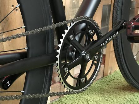 Bicicleta Marca Santa Fixie