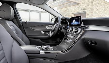 Mercedes Clase C Interior