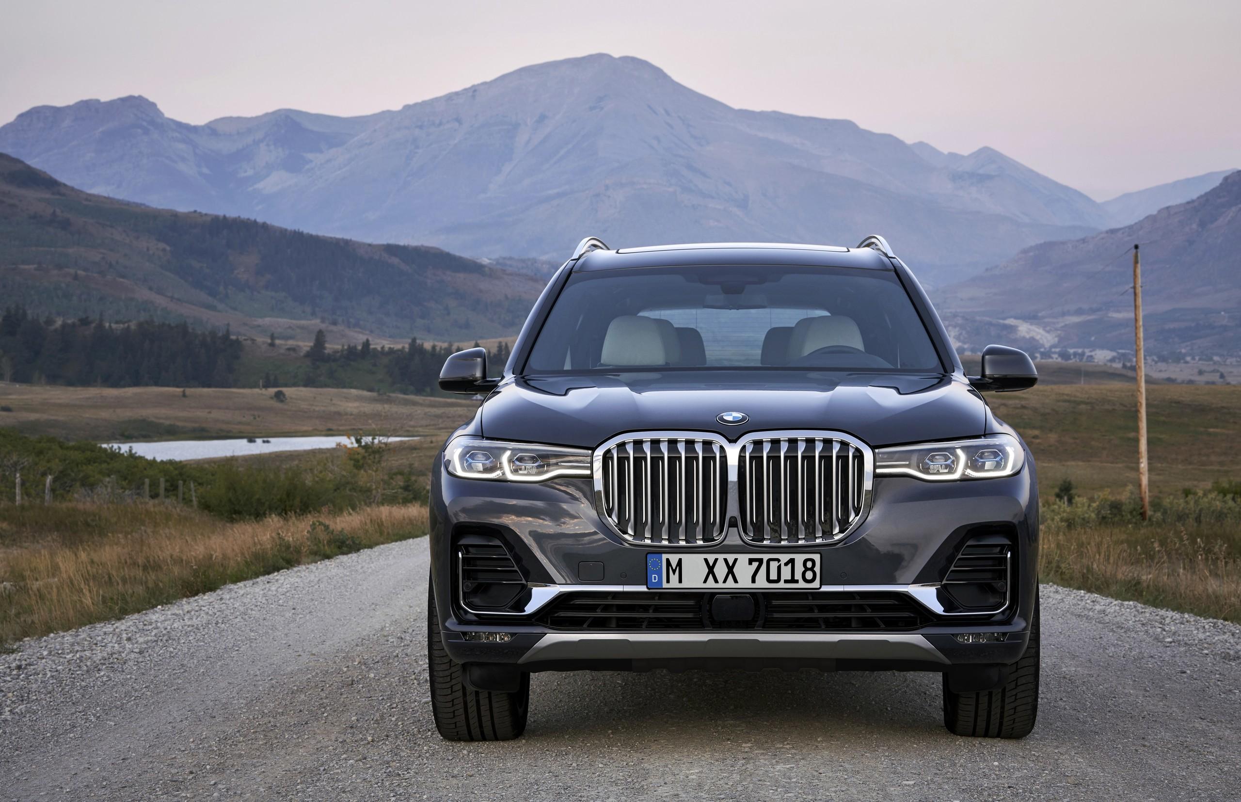 Foto de BMW X7 (11/13)