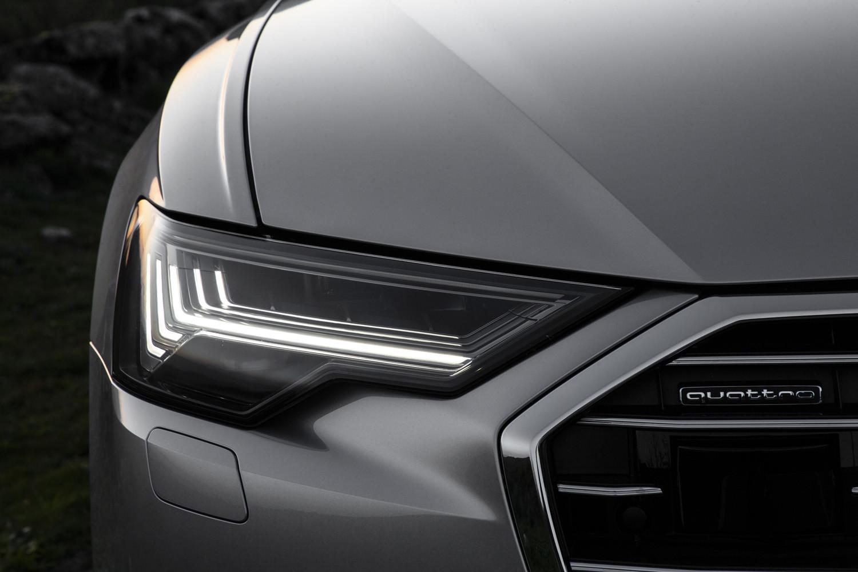 Foto de Audi A6 2018, toma de contacto (68/118)
