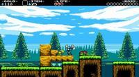 Shovel Knight y sus plataformas ochobiteras disponibles en la eShop