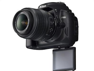 Nikon D5000, ya es oficial