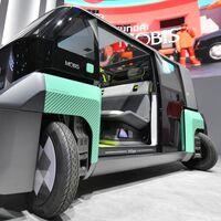 Este futurista vehículo de Hyundai Mobis tiene modo cangrejo y será la base de una nueva plataforma para vehículos eléctricos autónomos