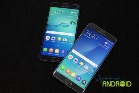 Samsung Galaxy Note 5 y Samsung Galaxy S6 Edge+, presentados oficialmente los phablets insignia de 2015