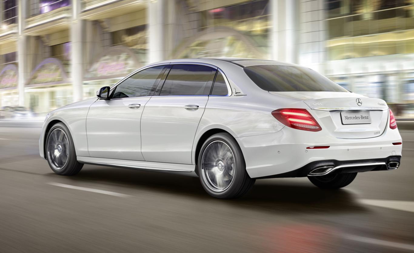 Mercedes benz clase e l 11 11 for Mercedes benz in brooklyn