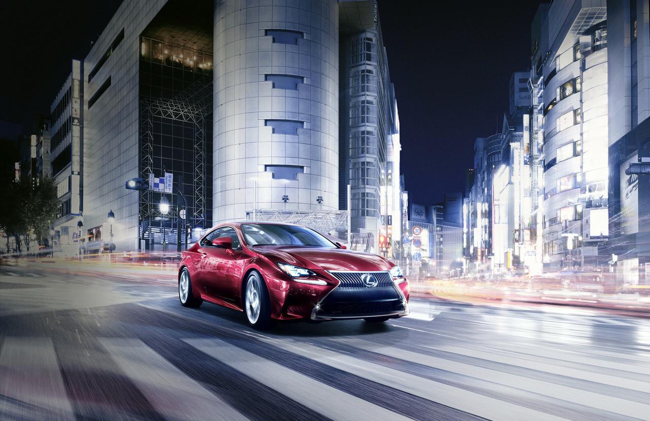 Foto de Lexus RC (primeras imágenes) (1/8)