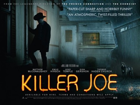 Críticas a la carta | 'Killer Joe' de William Friedkin