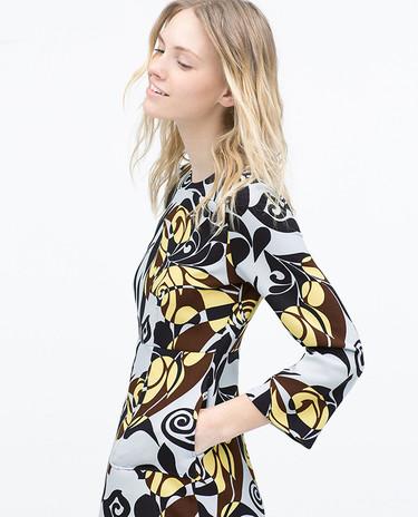 Los 11 vestidos de Zara que todas querremos tener para dar la bienvenida a la primavera
