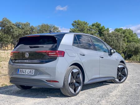 Volkswagen ID.3 trasera
