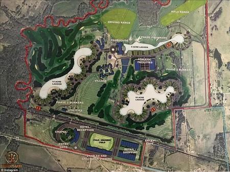 En Texas están construyendo una ciudad subterránea para el fin del mundo