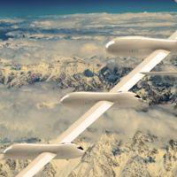 Estos enormes drones quieren sustituir a las antenas de telefonía móvil