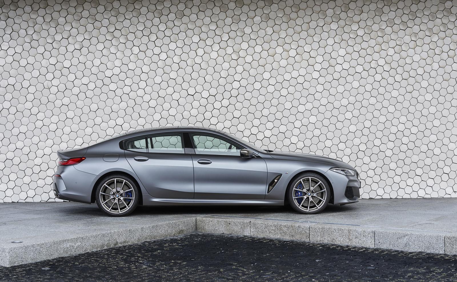 Foto de BMW Serie 8 Gran Coupé (presentación) (73/159)