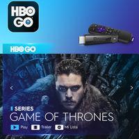 HBO Go llega a Roku en México, una plataforma más para ver Game Of Thrones, Westworld y Chernobyl