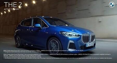 ¡Filtrado! El BMW Serie 2 Active Tourer renueva generación y así luce al descubierto