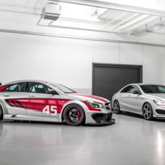 Foto 8 de 9 de la galería mercedes-benz-cla-45-amg-racing-series en Motorpasión