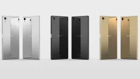 Todos los colores de cada teléfono de la gama Z5 y su historia