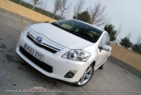 Toyota Auris HSD, prueba (conducción y dinámica)