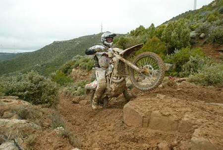 Campeonato de España de Enduro 2009, segunda prueba: Requena