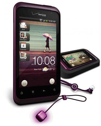 HTC Rhyme quiere llamar nuestra atención con sus accesorios