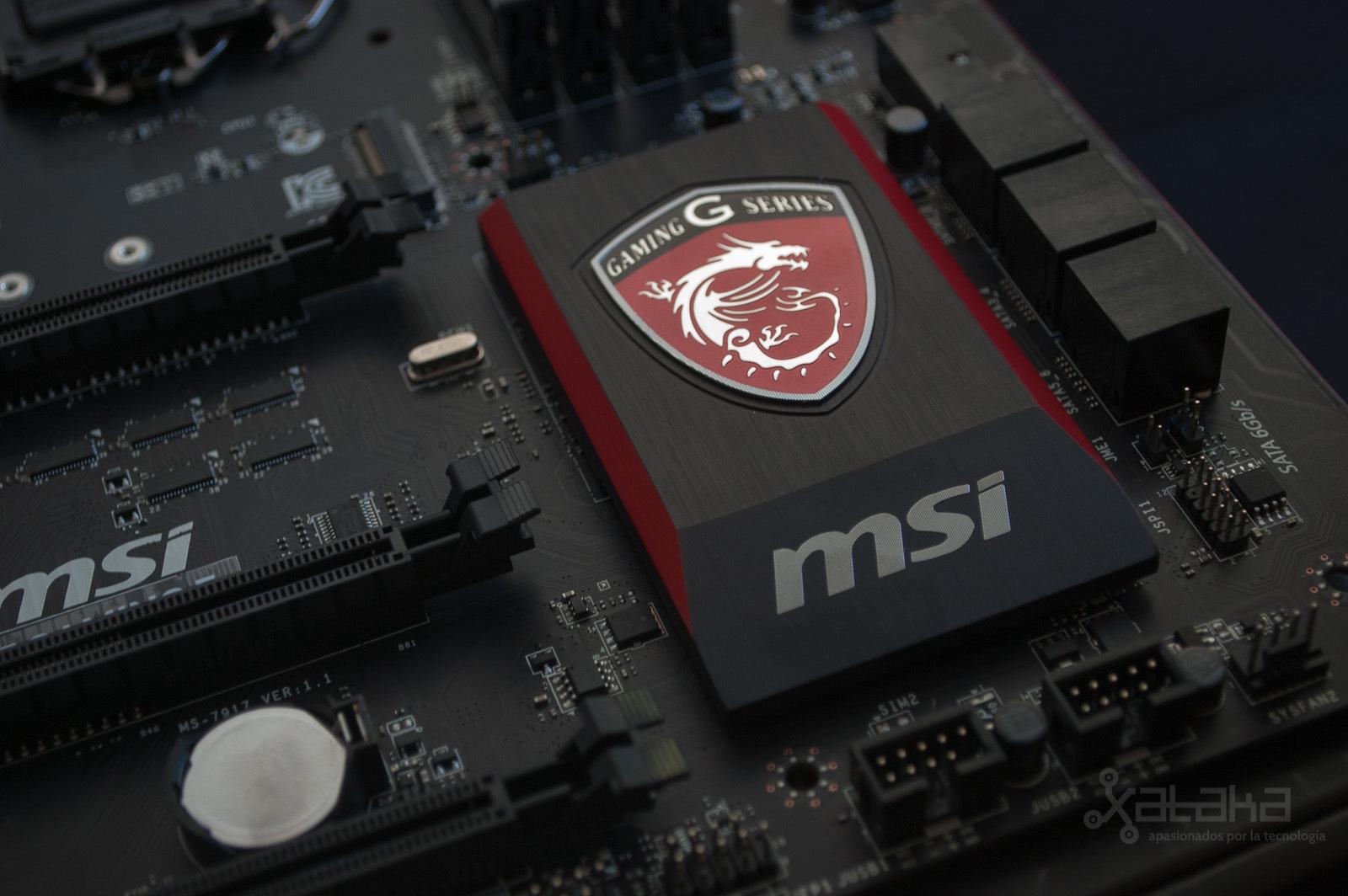 Foto de Nuevas placas base MSI Z97 (1/7)