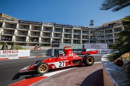 Alesi Monaco F1 2021