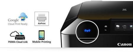 Cómo imprimir fotos de forma inalámbrica con Canon