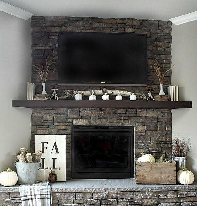 Ya est aqu el fr o chimeneas para todos - Como hacer chimeneas decorativas ...