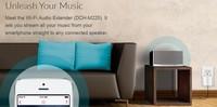 D-Link DCH-M225, extensor de redes WiFi que además transmite audio por toda la casa