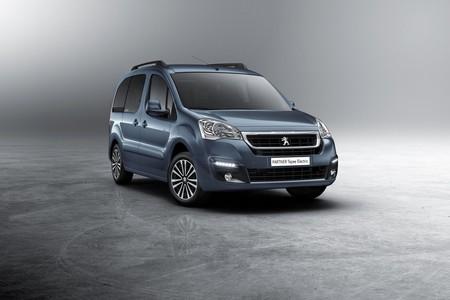 La Peugeot Partner Tepee Eléctrica llega al Salón de Ginebra con relativo retraso generacional