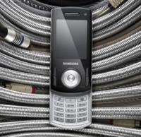 Samsung F400 dual slider, un teléfono musical