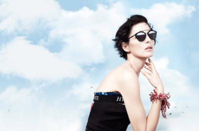 Dior sube a sus modelos a los cielos en la campaña Verano 2014