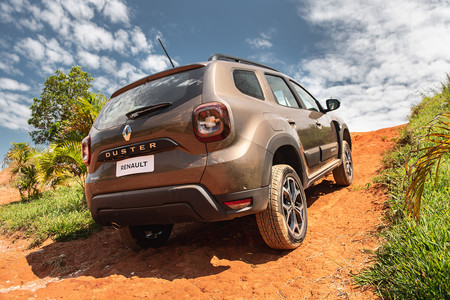 Renault Duster 2021 Mexico 24