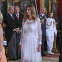 Marilo Montero recepcion Felipe VI Letizia