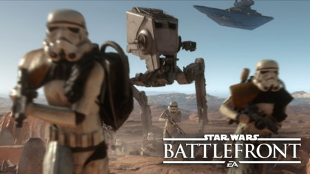 Star Wars Battlefront Tatooine