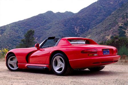 Dodge Viper 1995