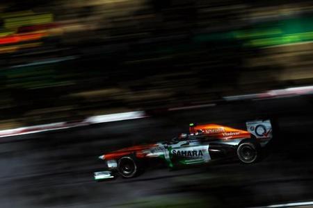 """Vijay Mallya: """"McLaren se nos ha acercado... pero lo que cuenta es cómo estemos tras Brasil"""""""