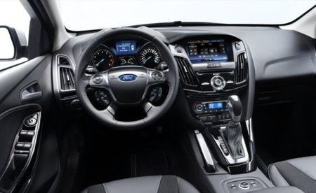 Ford Focus con Sync y MyFord Touch
